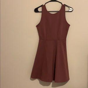 Forever21 Dress - short le mauve